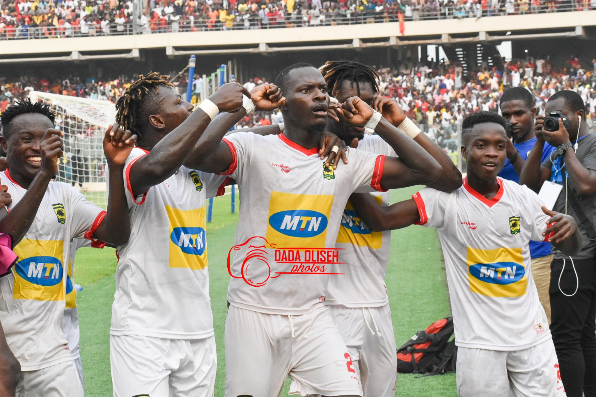 Player Ratings : Hearts 1-2 Asante Kotoko - Justice Blay Shines in super  clash victory - Football Made In Ghana
