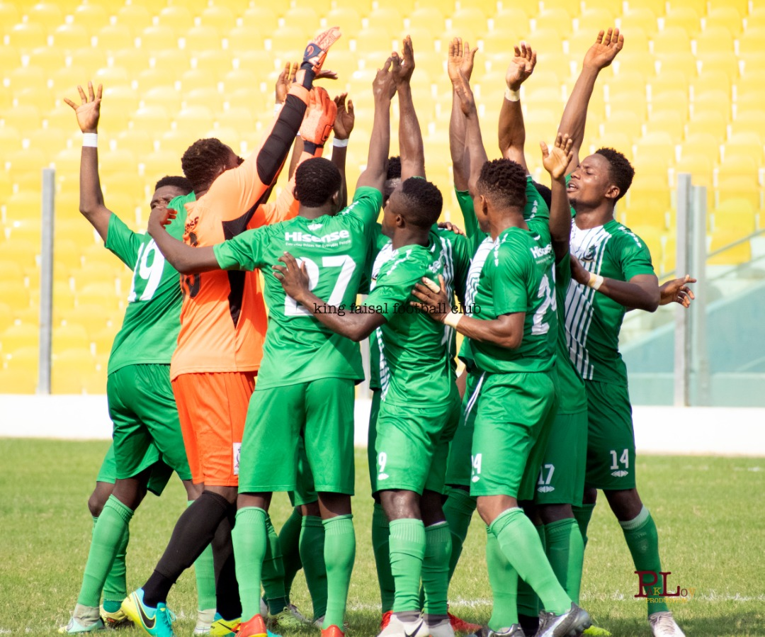 Match Preview: King Faisal vs Great Olympics- Premier League returnees face  off for first time in ten years - Football Made In Ghana