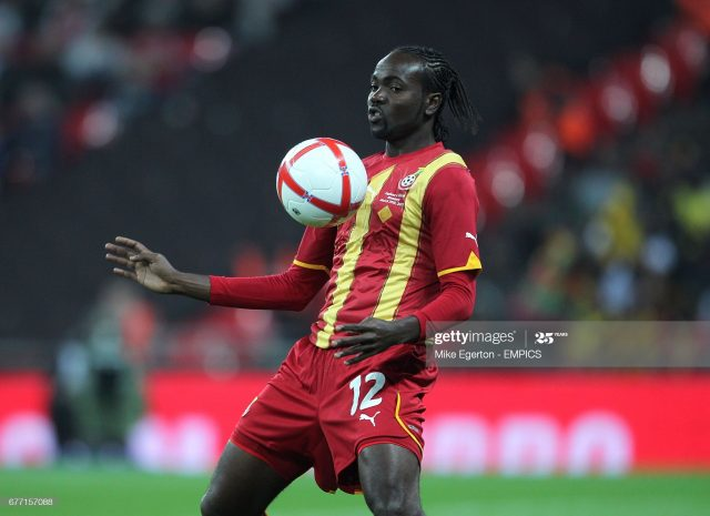 Prince Tagoe rules out Coaching Black Stars in the future