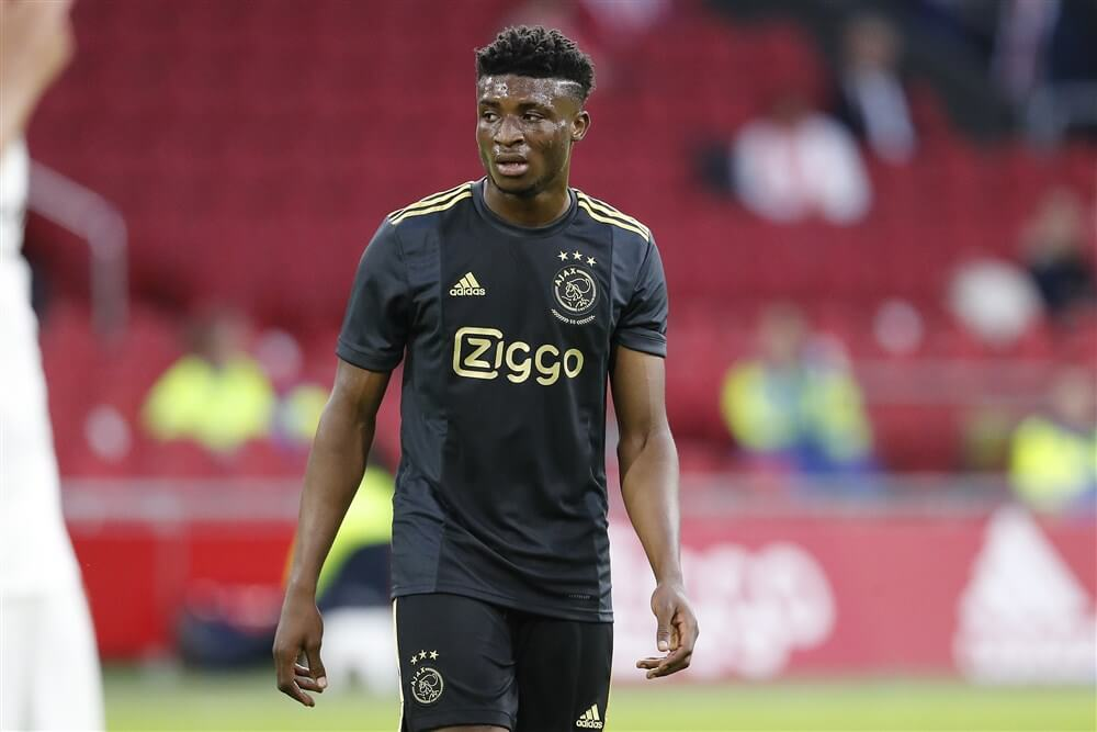 Fresh problem for Akonnor as Mohammed Kudus picks up injury in Ajax  training - Football Made In Ghana