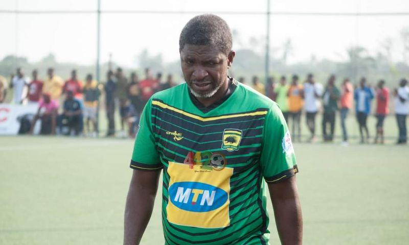 Maxwell Konadu backed to deal properly with Kotoko's goalkeeping situation  - Football Made In Ghana