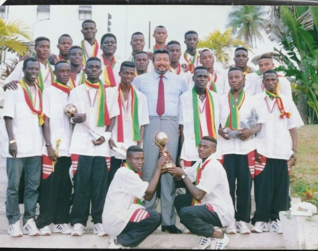 SWAG eulogizes late President Rawlings - Football Made In Ghana