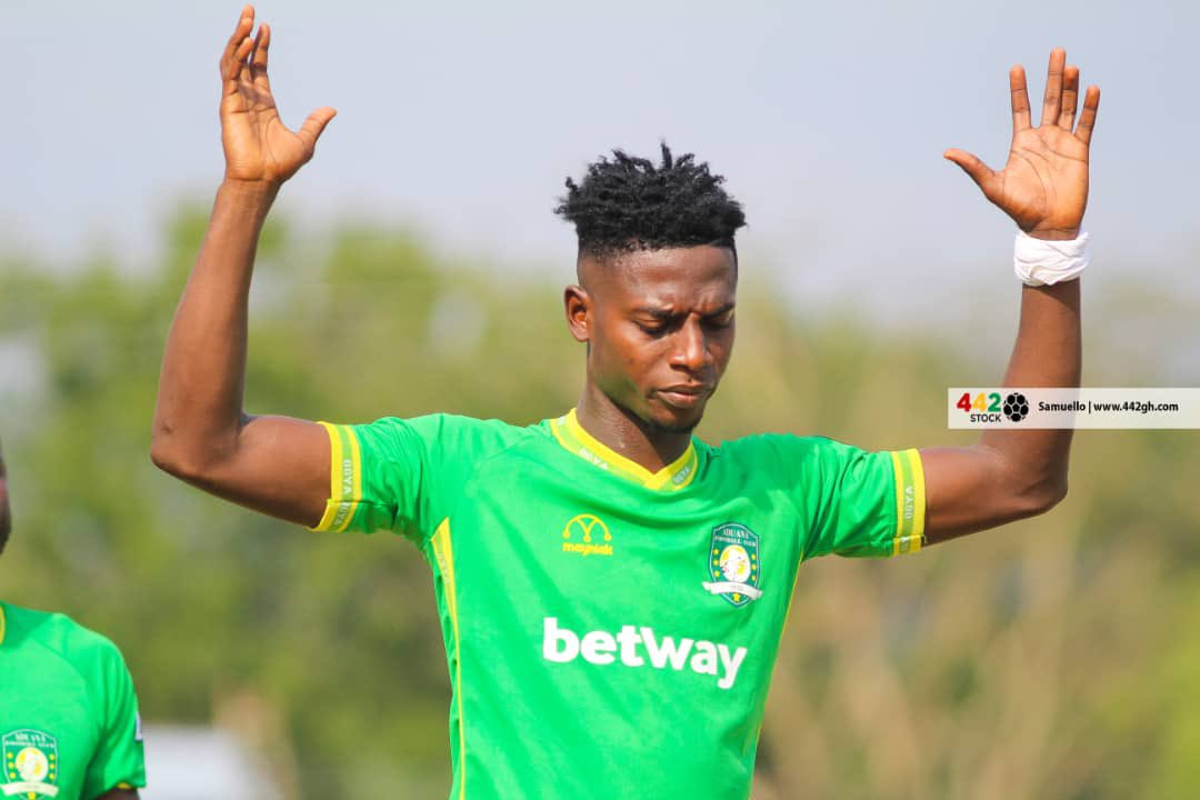 Three clubs fight for Caleb Amankwah's signature - Football Made In Ghana