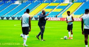 Paa Kwesi Fabin makes 4 changes to Meteors lineup for Japan friendly