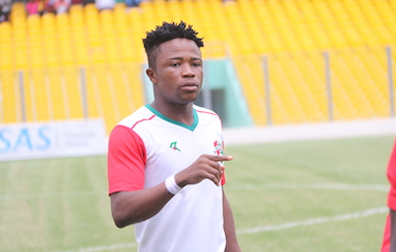 Ahmed Toure sings high praise to Diawisie Taylor: 'He is a quality player' - Football Made In Ghana